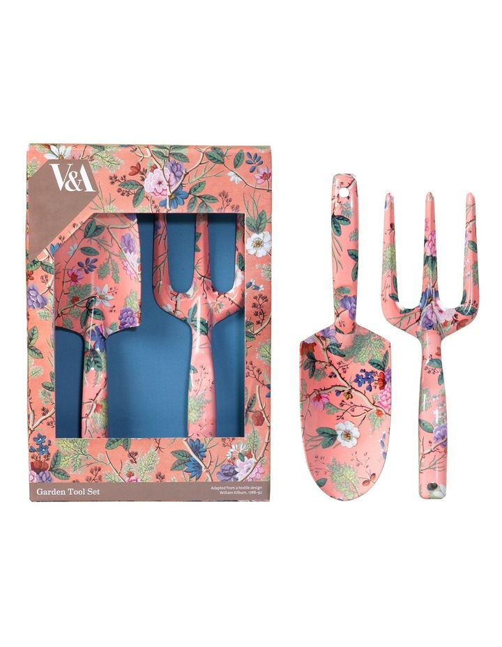 Fork And Trowel Set - Kilburn Coral image 2
