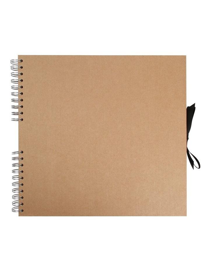 Paperchase Kraft large scrapbook image 1
