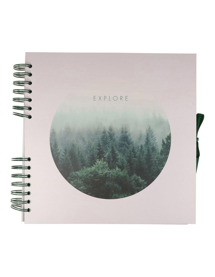Explore Medium Scrapbook image 1