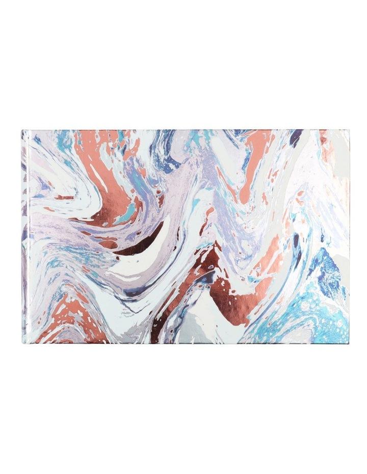 Marble Swirl Self-Adhesive Photo Album image 1