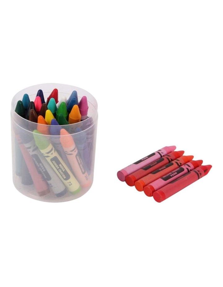 Mega Crayons - Set Of 30 image 1