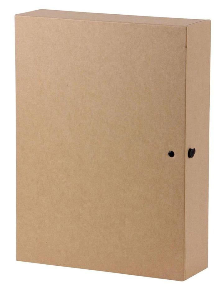 Kraft Box File image 1