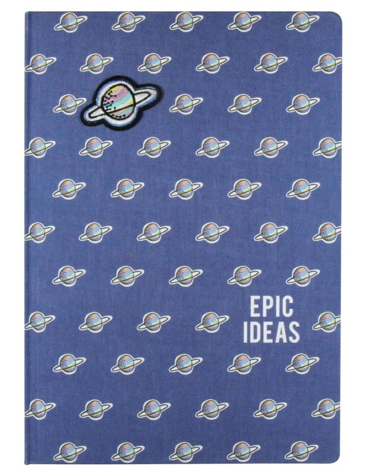 Paperchase A4 Epic Ideas Lined Notebook image 1