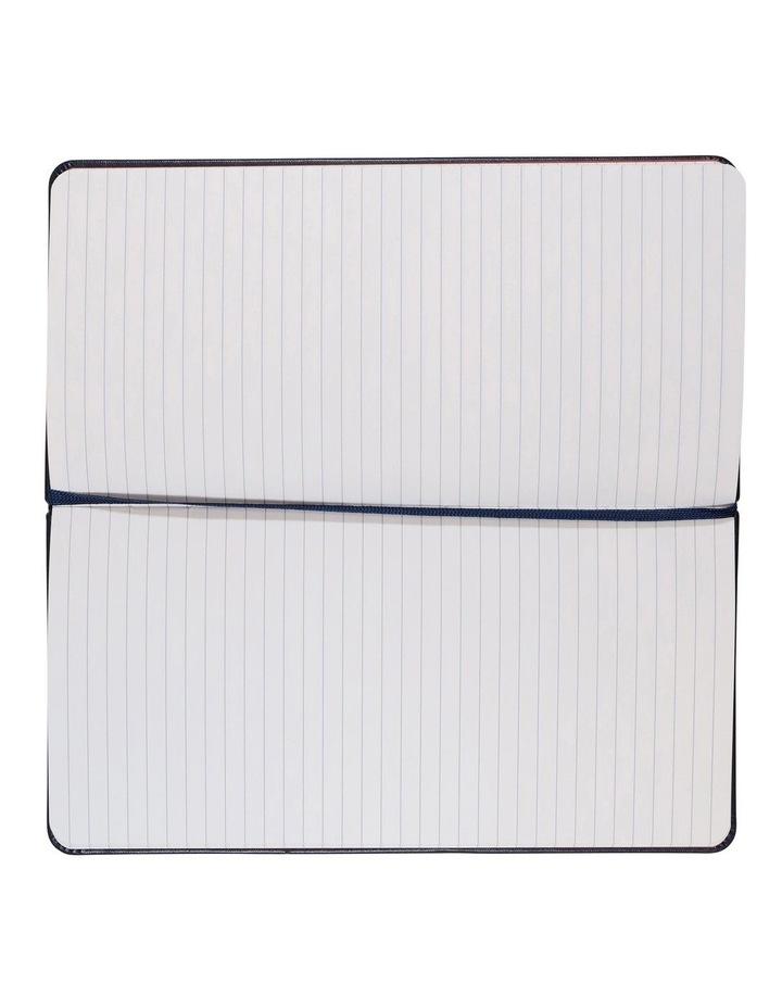 Slim Navy Amelia Earhart Lined Notebook image 2