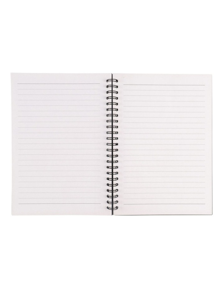 A5 Cat Lined Notebook image 2
