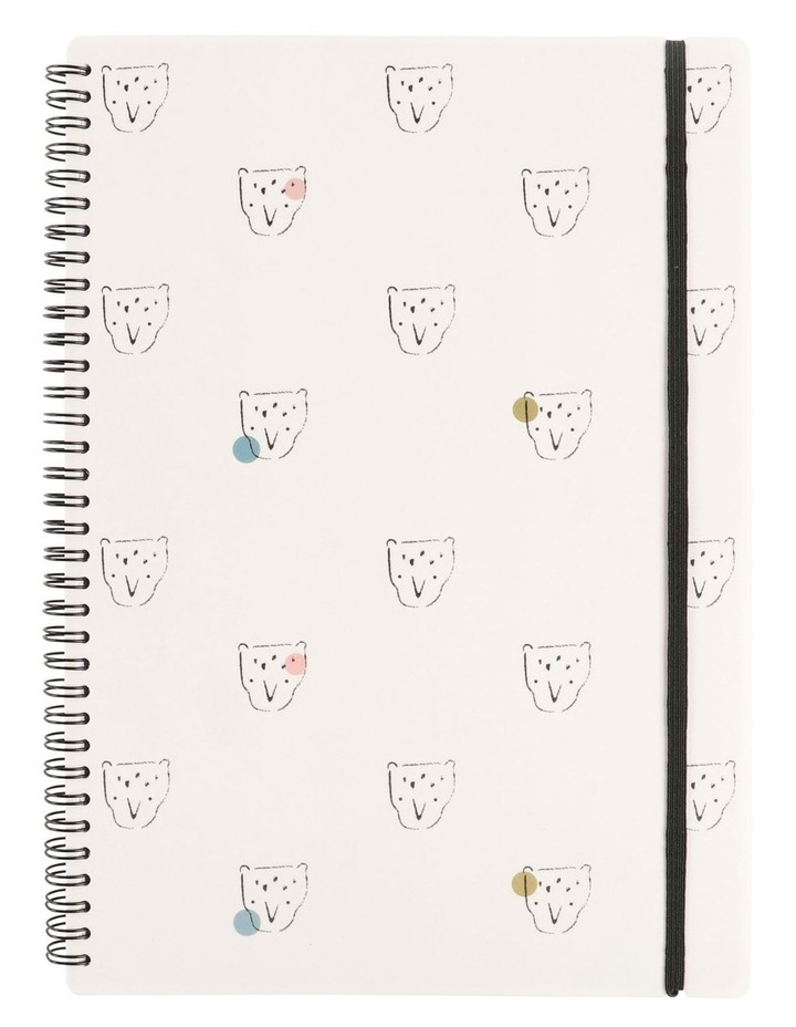 A4 Animals Lined Notebook image 1