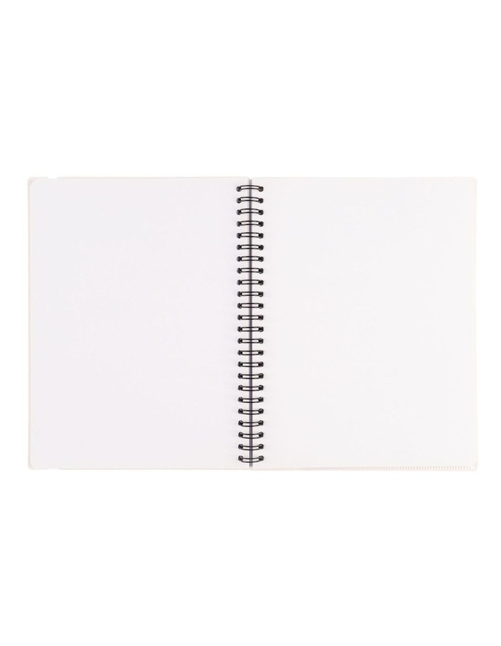 A5 Animals Pink Lined Notebook image 2