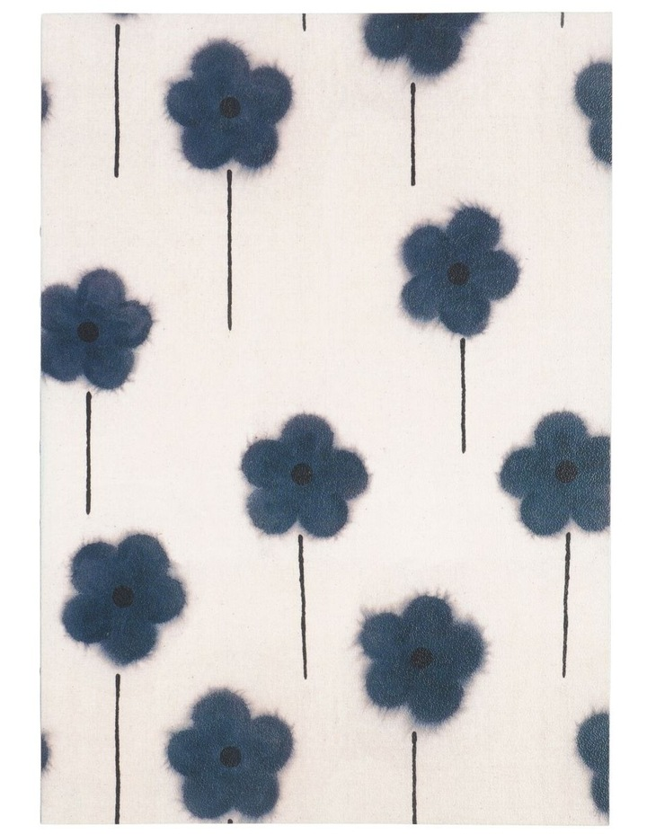 Pretty Dashing A5 Floral Dot Notebook image 1