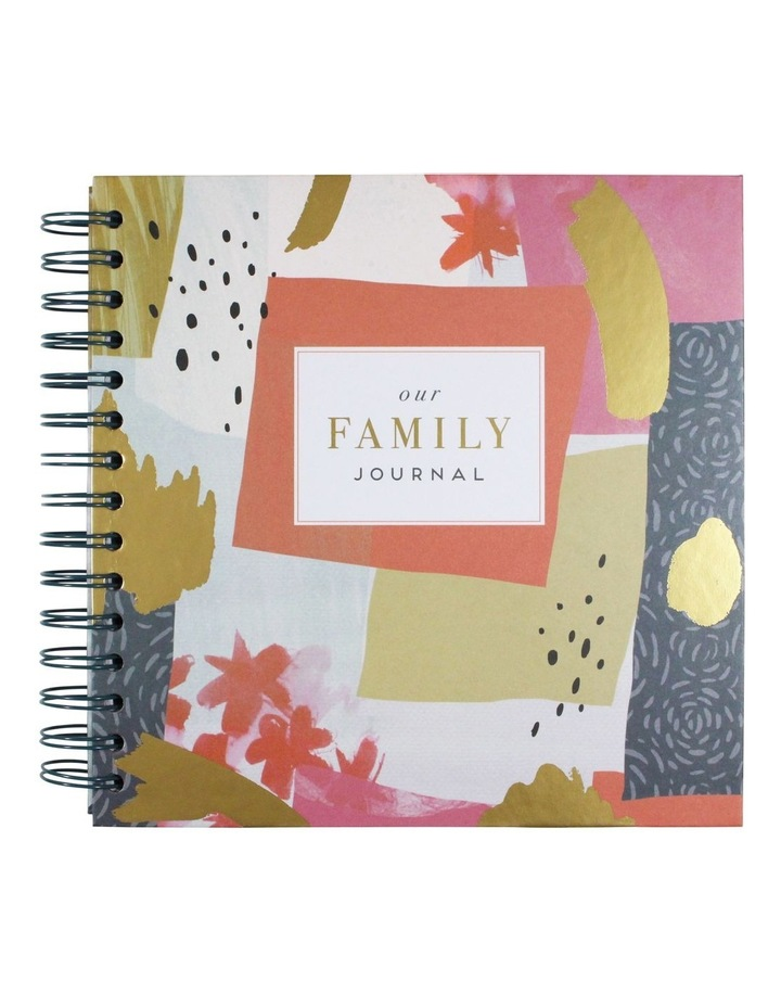 Paperchase Our Family Journal image 1