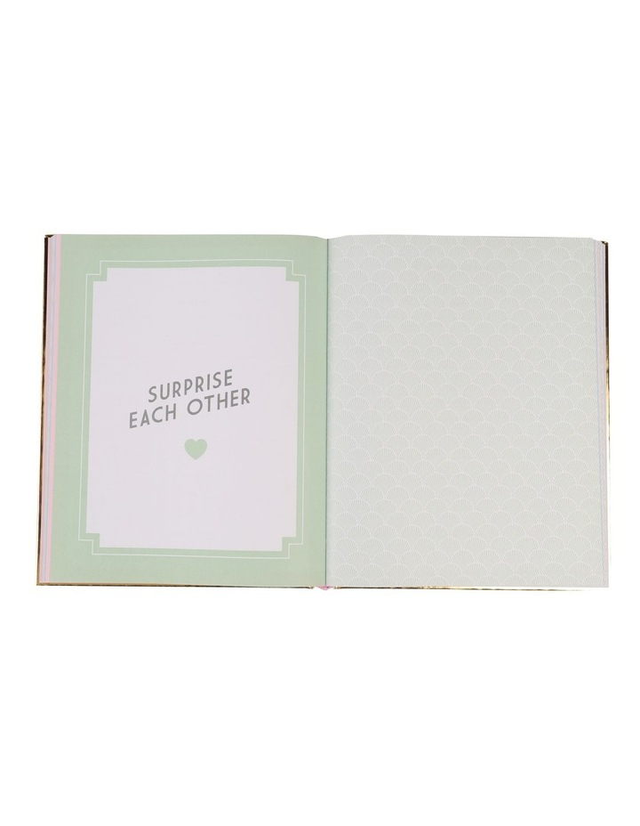 Paperchase Wedding Couples Bucket List Book image 2
