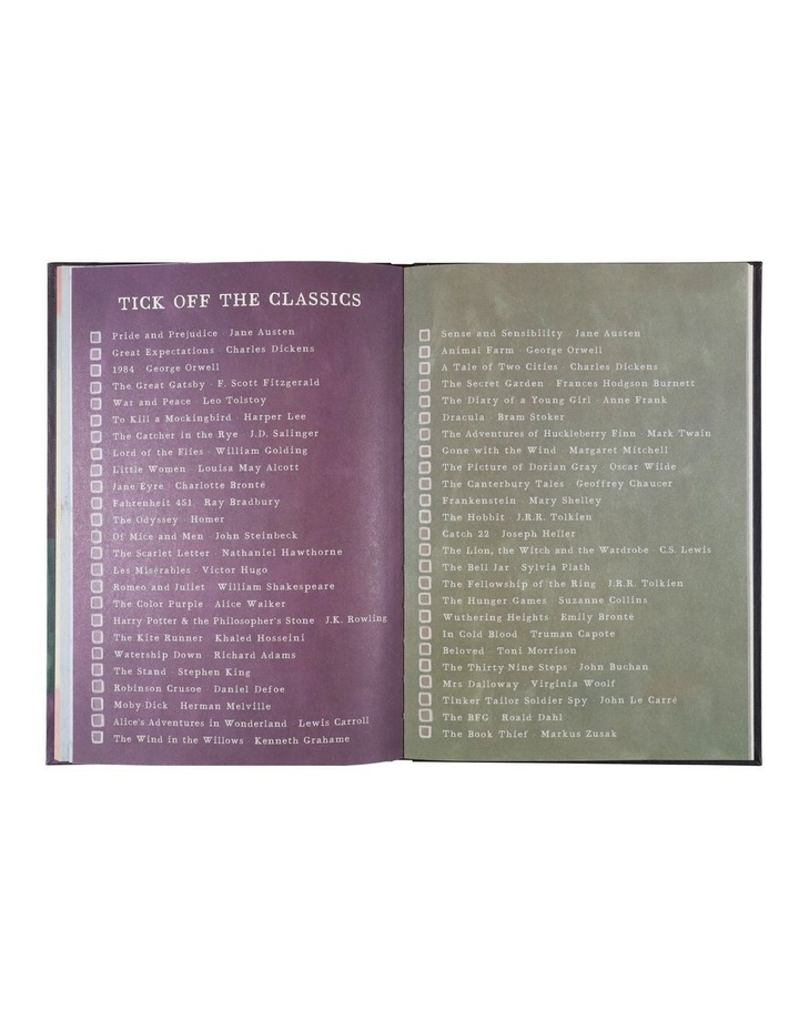 Book Bucket List image 3