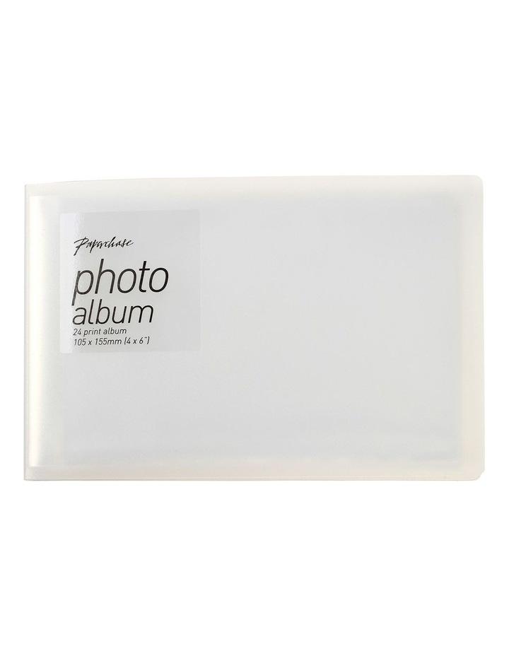 Photo Album 24 Pockets image 1
