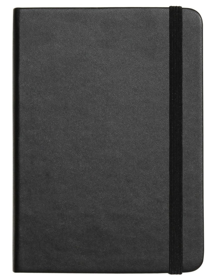 Agenzio Black Dot Small Notebook image 1