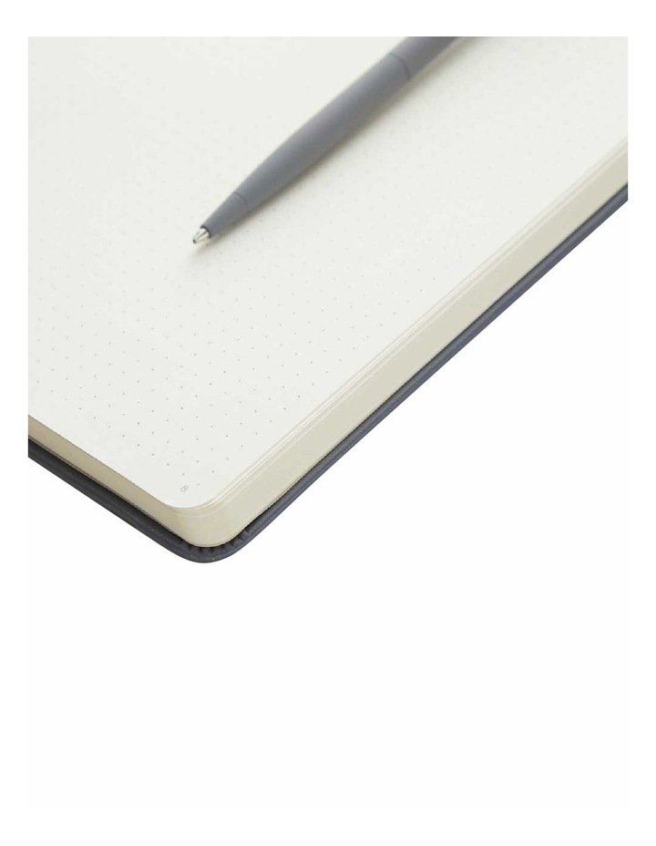 Notebook Hard L Agenzio Grey Dot image 2