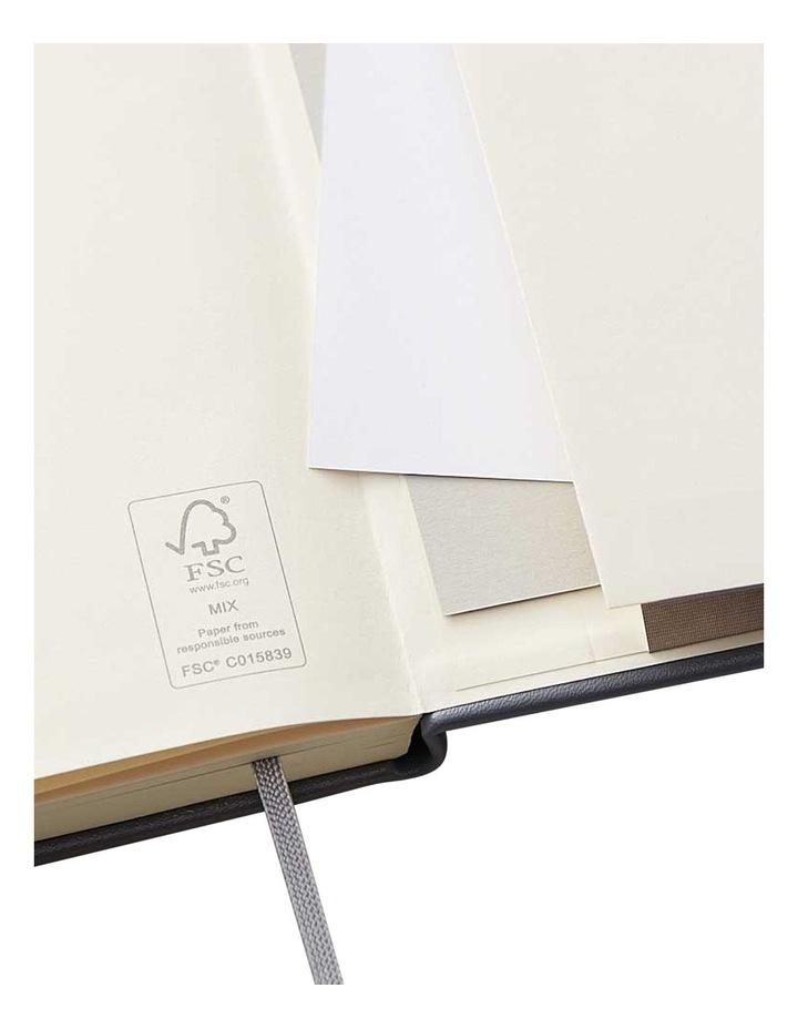 Hard Notebook M Agnezio Grey Plain image 3