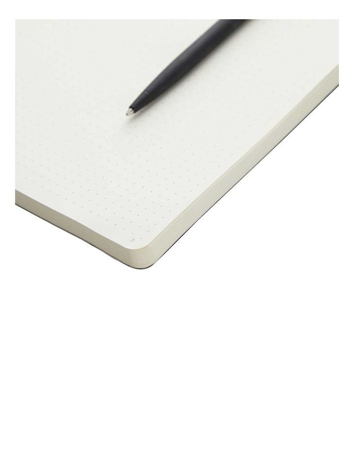 Agenzio Soft Notebook S Blk Dot image 2