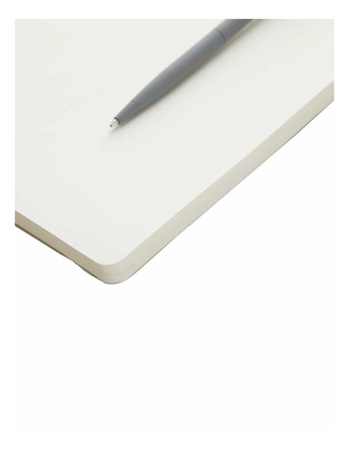 Soft Notebook Plain M Agenzio Grey image 2