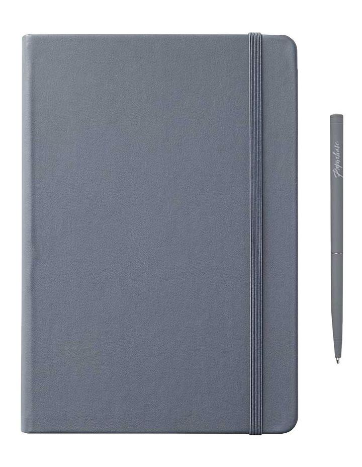 Hard Notebook M Agenzio Grey Dot image 1
