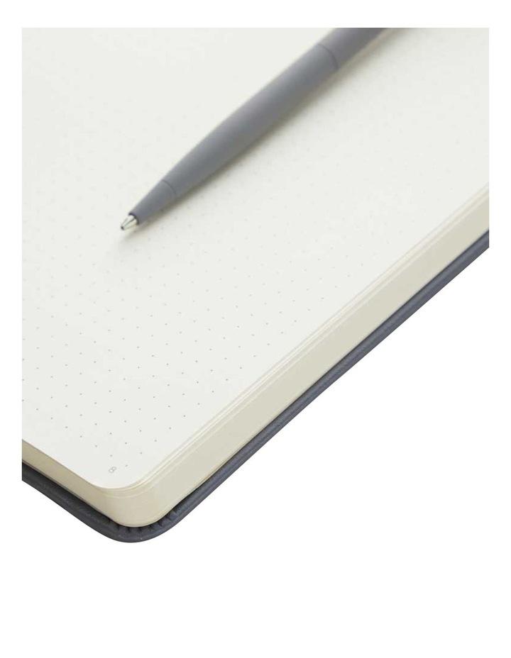 Hard Notebook M Agenzio Grey Dot image 2