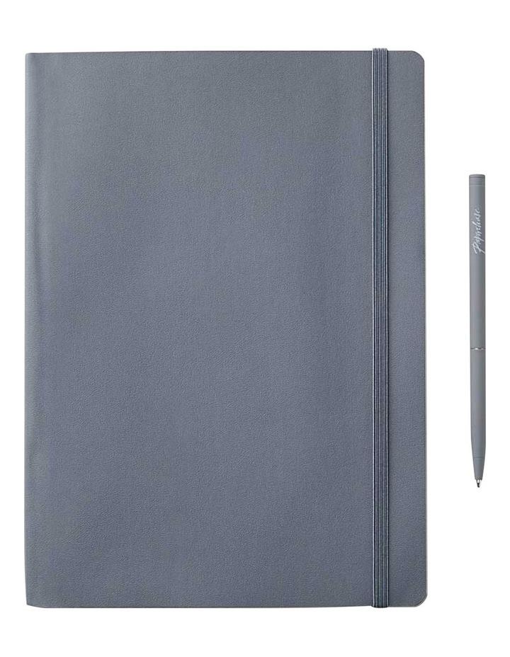 Agenzio Soft Notebook L Grid Dot image 1