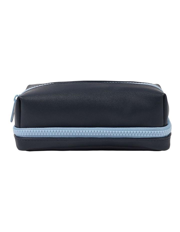 Dark Blue Zip Around Case image 1