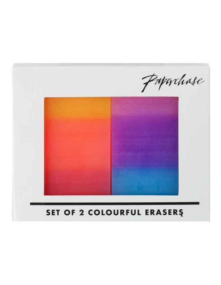 Ombre Erasers X 2 image 1