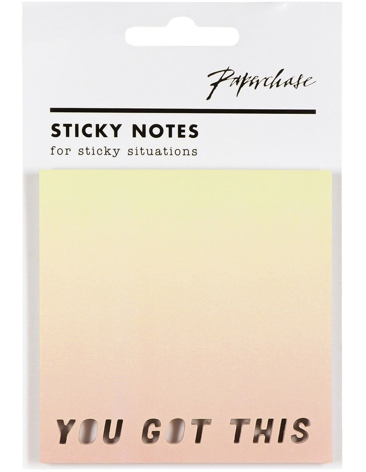 You Got This Sticky Notes image 1