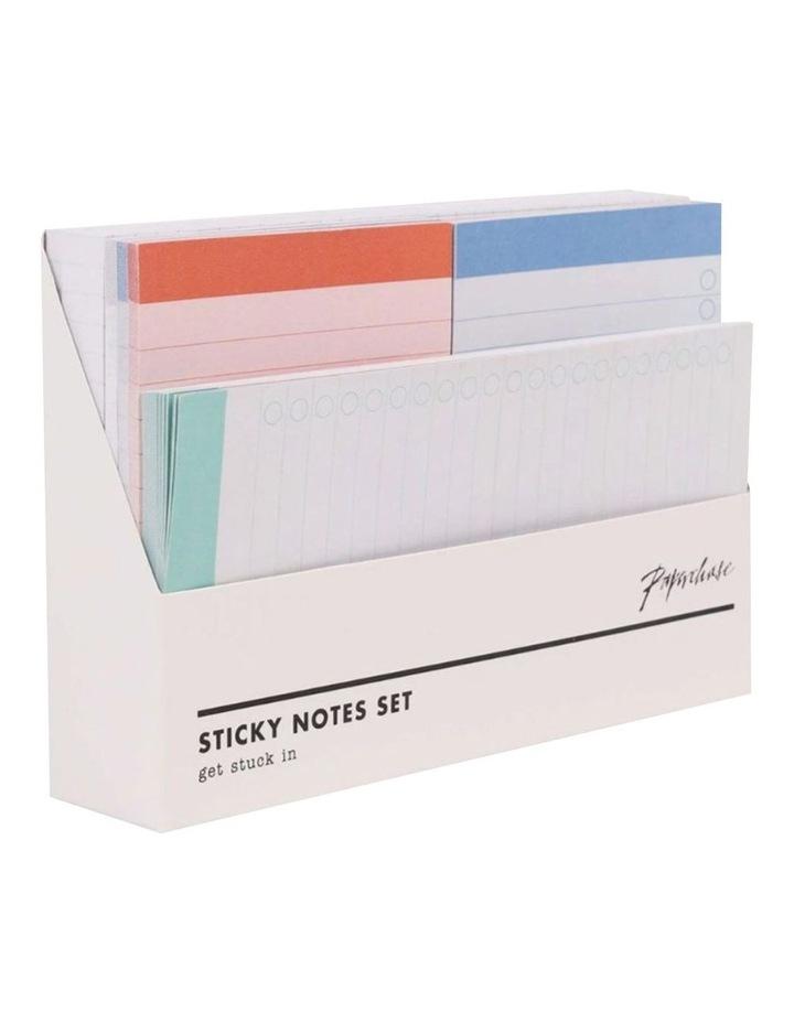 Block Sticky Note Set image 1