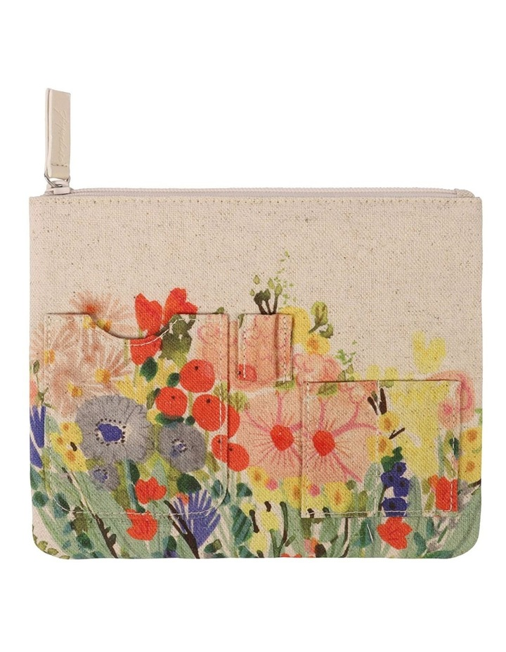 Flowers Pocket Pouch Case image 1