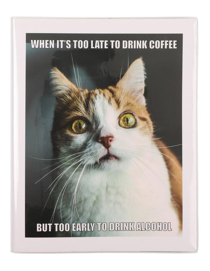 8x10 Plastic Coffee image 1