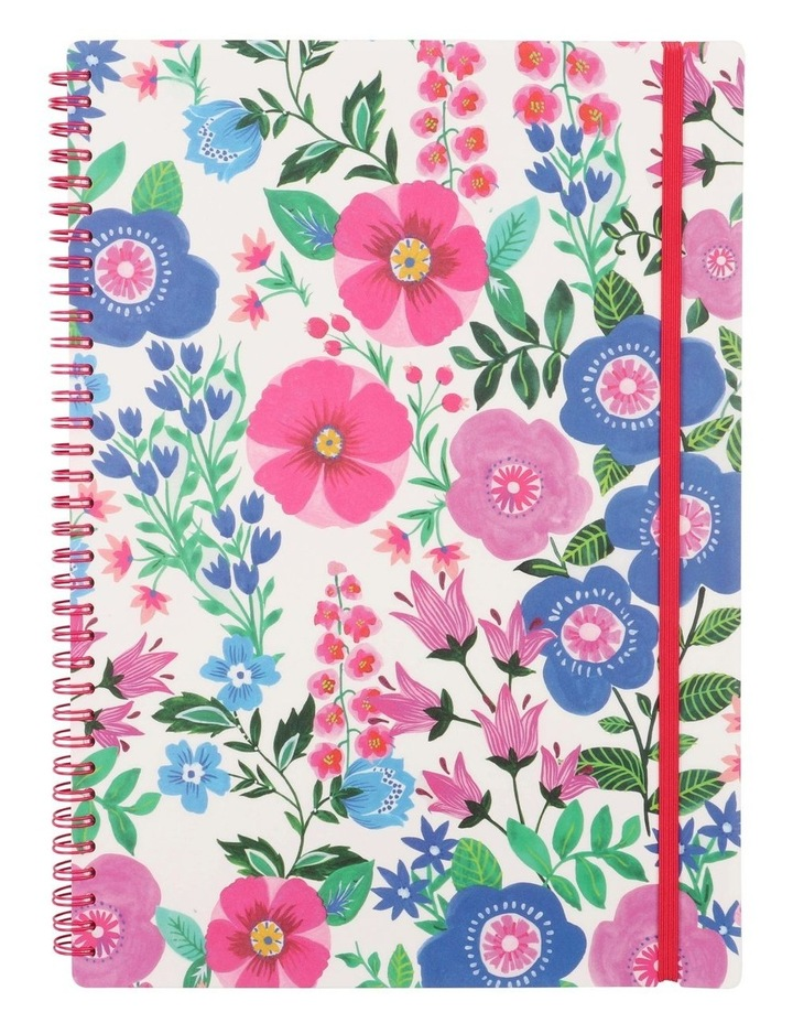 A4 Wiro Floral image 1