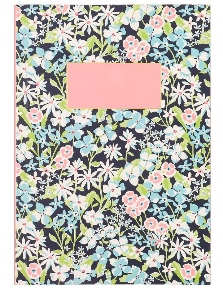 Ditsy Floral A5 Perfect Bound image 1