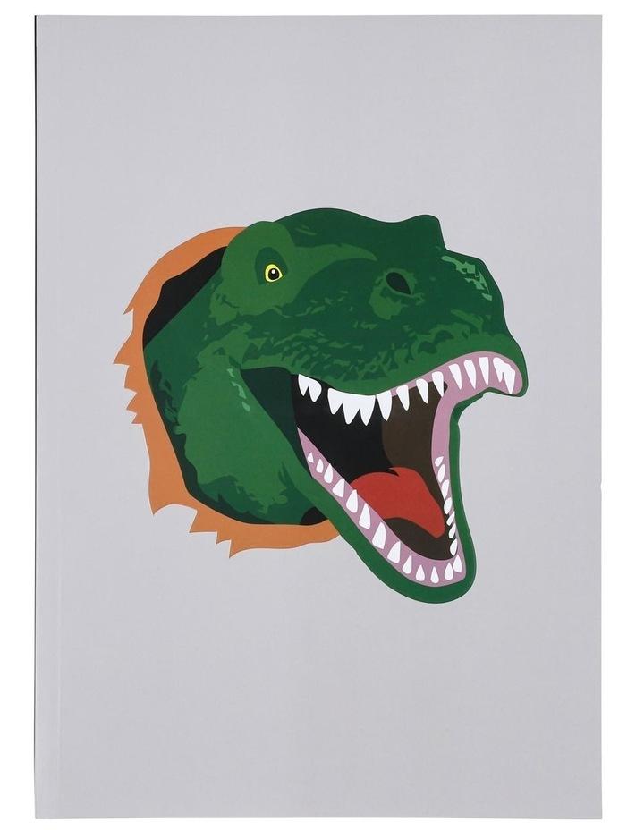A4 Dino Exercise image 1