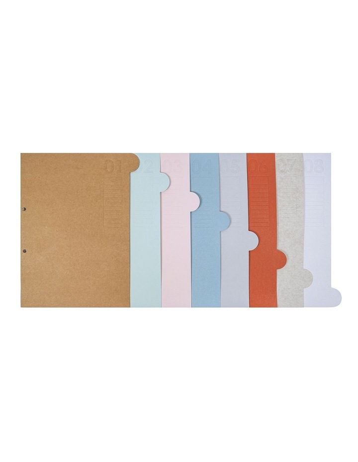 Order & Purpose File Dividers With Tabs image 2