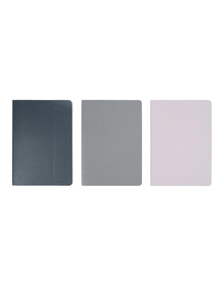 Order & Purpose Notebooks - Set Of 3 image 2