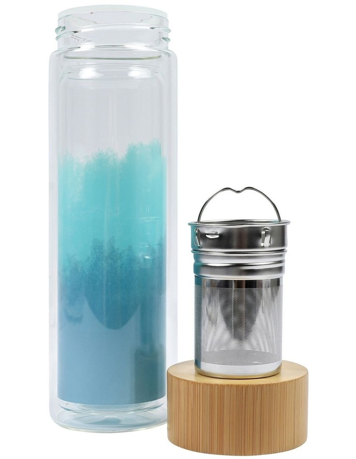 Order & Purpose Eco Water Bottle With Infuser image 2