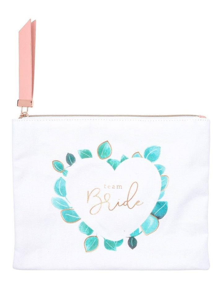 Team Bride Cosmetic Bag image 1