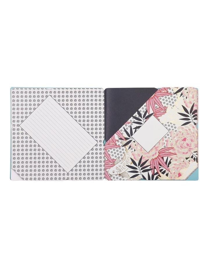 Sakura A5 Fold & Send Booklet image 2