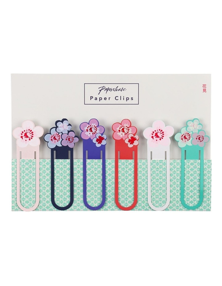 Sakura Paperclips 6 Pack image 1