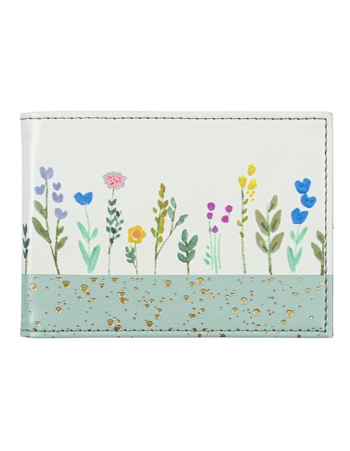 Gold Speckled Floral Passcase image 1