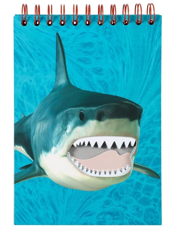 Shark A5 Layered Notebook image 1