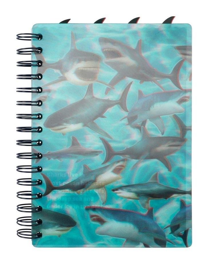 Shark A5 Subject Notebook image 1