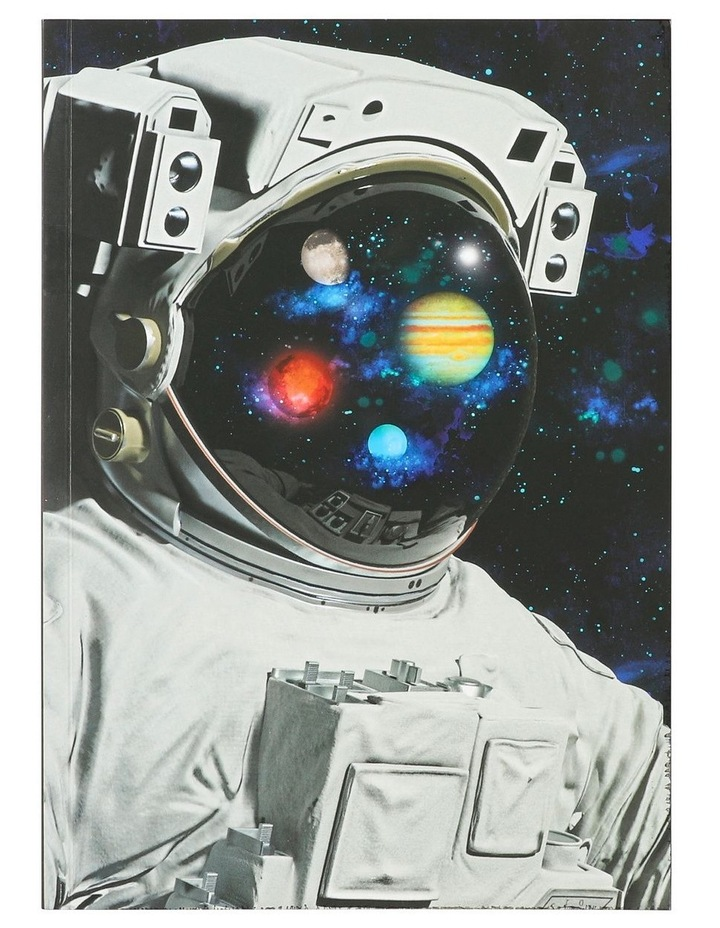 Space A5 Astronaut Notebook image 1