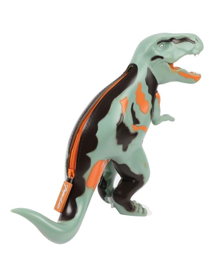 Silicone Dino Pencil Case image 2