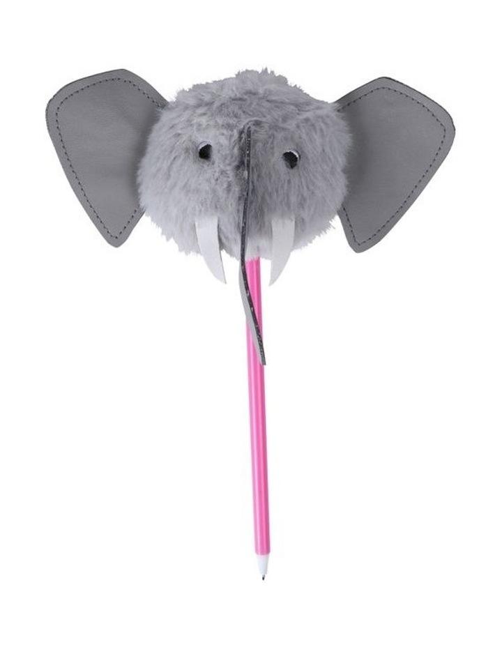 Elephant Pom Pom Pen image 1