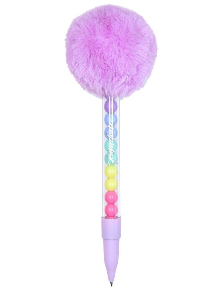 Pom Pom Multi Balls Pen image 1