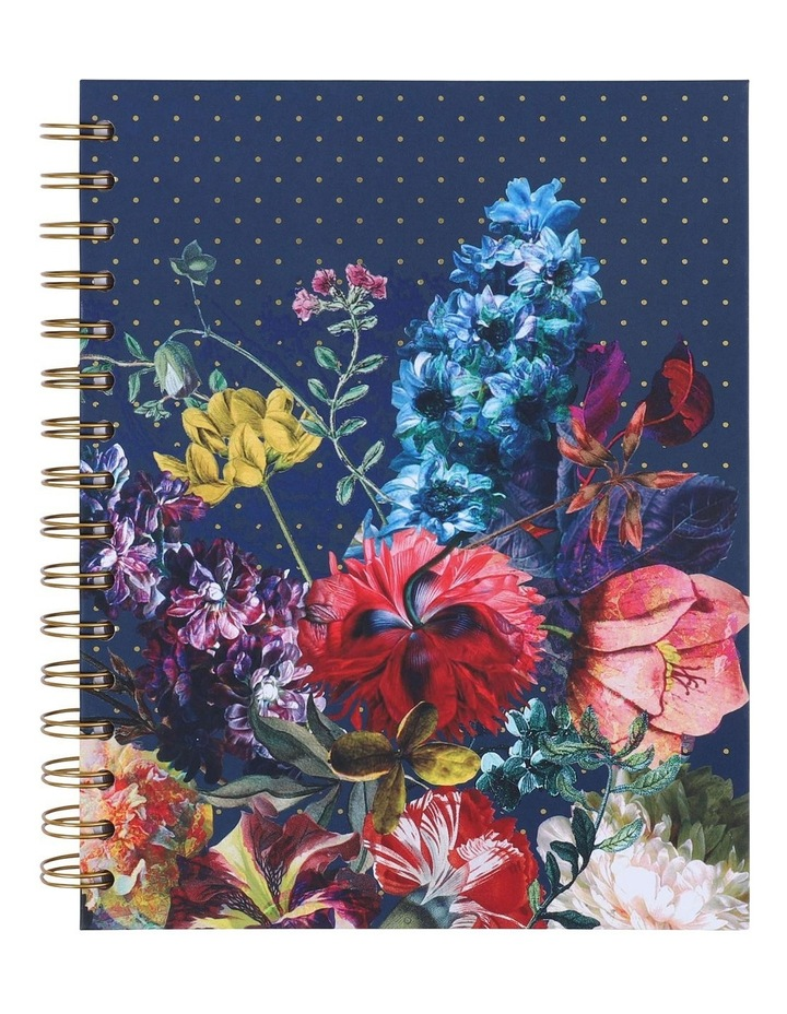 Notebook A5 Wiro Floral image 1