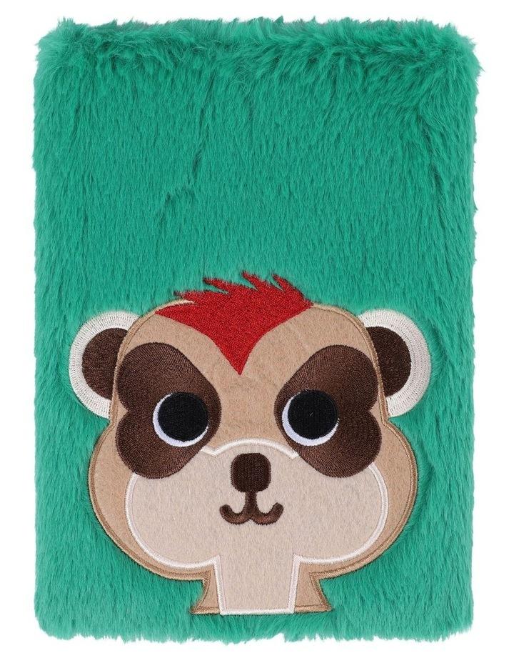 Notebook A5 Fur Meerkat image 1
