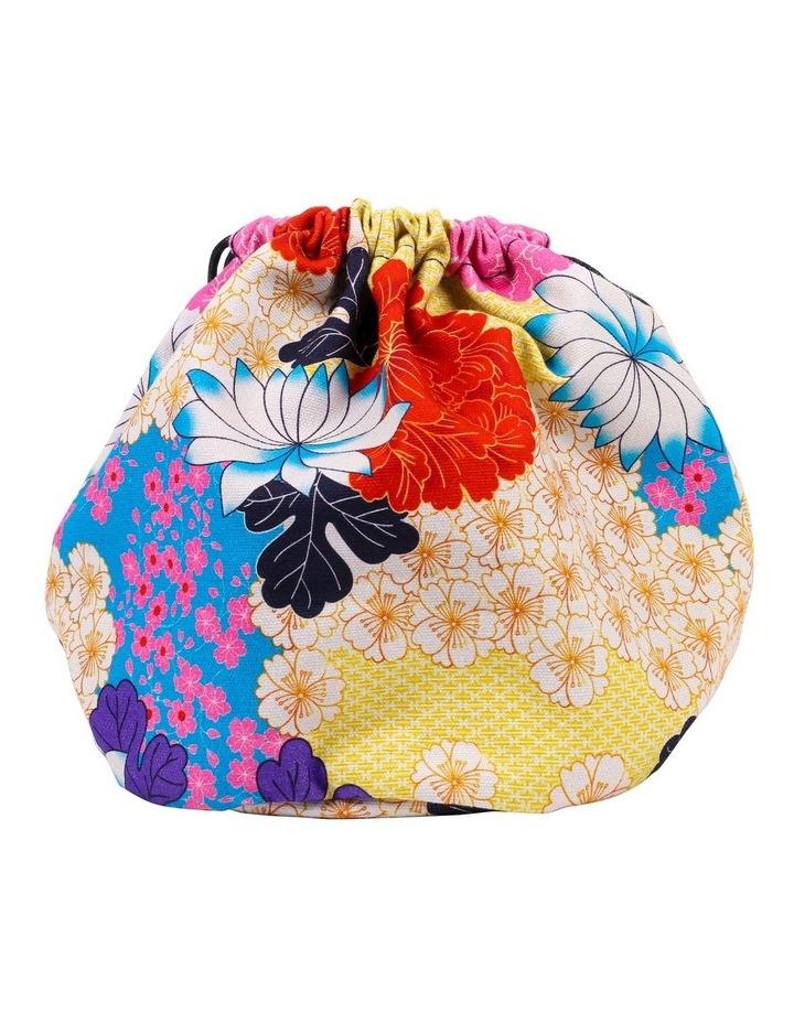 Sakura Circular Fabric Pouch image 2