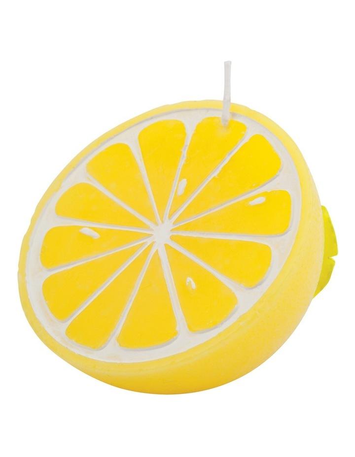 Lemon Small Candle image 1